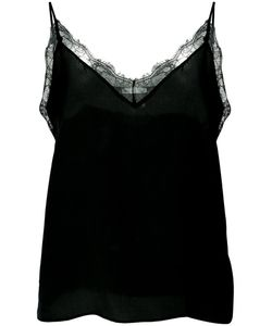 ANINE BING | Deep V Lace Camisole