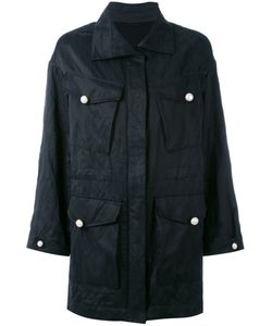 Ermanno Scervino | Flap Pocket Parka