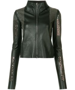 Rick Owens Lilies | Sequinned Jacket