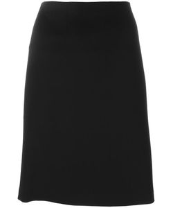 Lanvin | Knee Length Skirt 40 Spandex/Elastane/Viscose