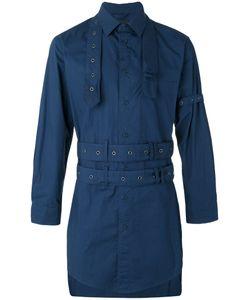 CRAIG GREEN | Oversized Belt Shirt Size Medium