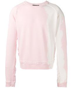 Haider Ackermann | Bleached Trim Sweatshirt Size Medium