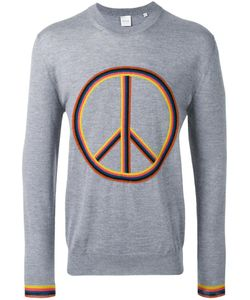 Paul Smith | Peace Sign Jumper Small Merino