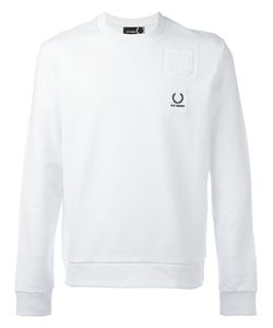 Raf Simons X Fred Perry | Denim Pocket Sweatshirt 38