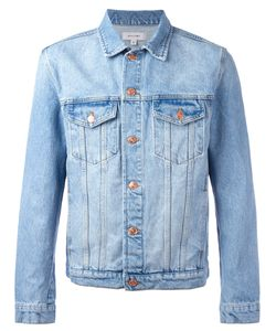 Soulland | Stonewashed Denim Jacket Small Cotton