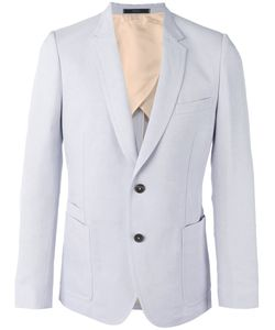 Paul Smith | Two-Button Blazer 38 Linen/Flax/Viscose/Cupro