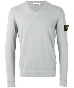 Stone Island | Logo Patch Jumper Size Medium