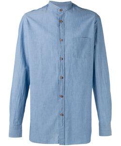 BORRELLI | Plain Shirt 39 Cotton