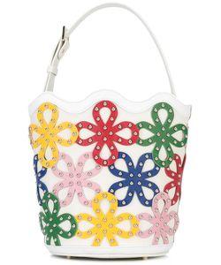Sara Battaglia | Flower Bucket Bag