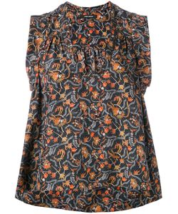 Isabel Marant | Foliage Print Sleeveless Top Size 36