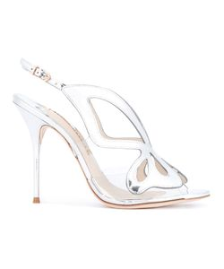 Sophia Webster   Madame Butterfly Sandals 40 Calf Leather/Leather/Pvc