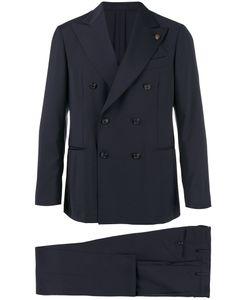 GABRIELE PASINI | Double-Breasted Suit Size 50