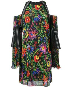 3.1 Phillip Lim | Printed Cold Shoulder Dress 2