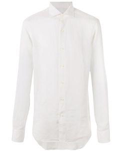 Alessandro Gherardeschi | Alessandro Gherardi Spread Collar Shirt Size 40