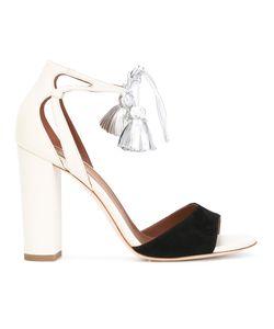 MALONE SOULIERS | Tassel Tie Sandals Size 37