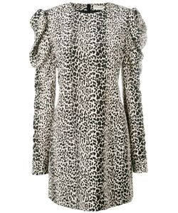 Saint Laurent | Leopard Print Dress Size 42