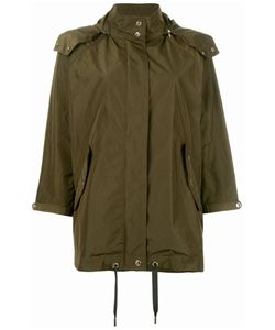 Woolrich | Loose-Fit Military Jacket Small Polyamide/Polyester