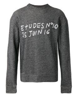 ÉTUDES | Factor Crew Dcnxn Sweatshirt Size Large