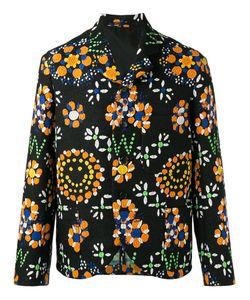 WALTER VAN BEIRENDONCK VINTAGE | Walter Van Beirendonck Embroidery Blazer Size 52