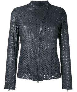 SALVATORE SANTORO | Perforated Jacket
