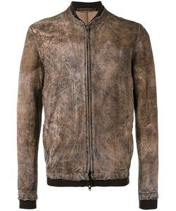 SALVATORE SANTORO   Zipped Jacket Size 48