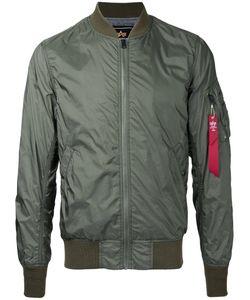 Alpha Industries | Классическая Куртка-Бомбер