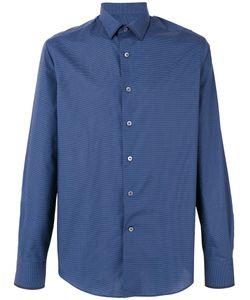 Lanvin   Checkered Shirt 42