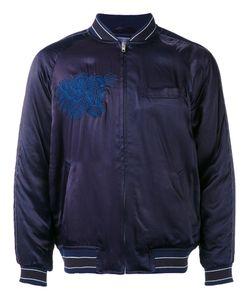 Blue Blue Japan | Куртка-Бомбер С Вышивкой