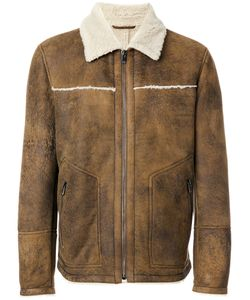 Drome | Куртка С Меховым Воротником