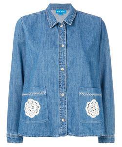 Mih Jeans | Джинсовая Рубашка Lace Vintage
