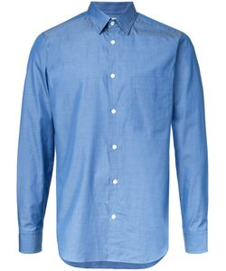 Factotum | Plain Shirt 44 Cotton
