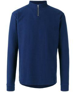 Journal | Roll Neck Sweatshirt Small Cotton