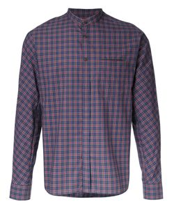 Factotum | Checked Shirt 48 Cotton