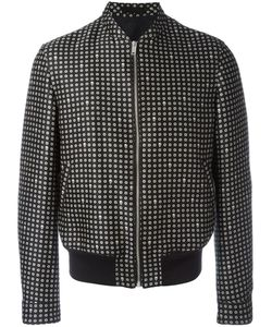 Alexander McQueen | And Micro Skull Print Bomber Jacket