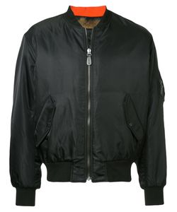 YVES SALOMON HOMME | Fur Lined Bomber Jacket Men