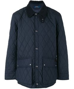 Ralph Lauren | Diamond-Quilted Jacket Size Small