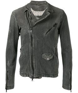Giorgio Brato | Classic Biker Jacket Size 46