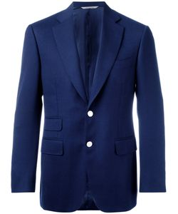 Canali | Single-Breasted Blazer Size 52