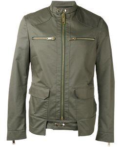 Les Hommes | Zipped Lightweight Jacket