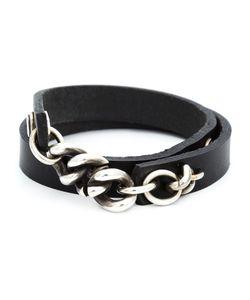 WERKSTATT:M NCHEN   Werkstattmünchen Chain Detail Bracelet Adult Unisex Large