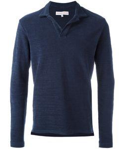 Orlebar Brown | V-Neck Sweatshirt Size Small