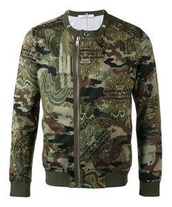 Givenchy | Camouflage Bomber Jacket Size Large