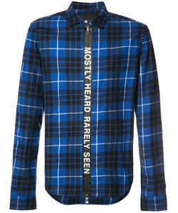 Mostly Heard Rarely Seen | Checked Shirt Size Medium