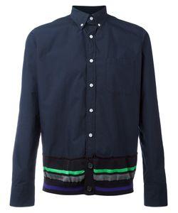 Kolor | Contrast Trim Shirt Size 4