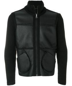 Daniele Alessandrini   Куртка С Панельным Дизайном