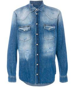 Dolce & Gabbana | Выбеленная Джинсовая Рубашка