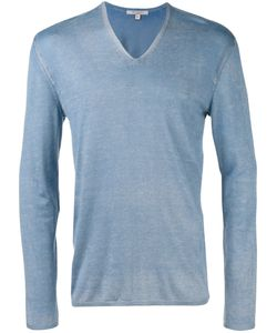 John Varvatos | V-Neck Jumper Xl