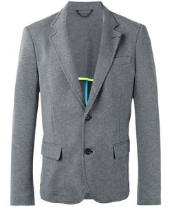 Diesel | Button Up Blazer 50 Nylon/Cotton/Spandex/Elastane/Polyester