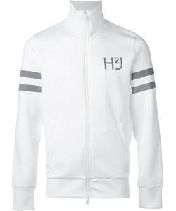 Hydrogen | Logo Print Zipped Jacket Xl Polyester/Spandex/Elastane