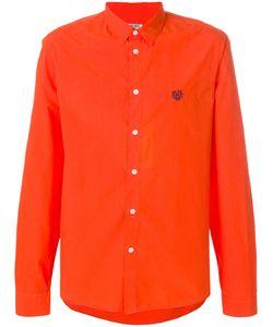 Kenzo | Рубашка С Заплаткой Tiger